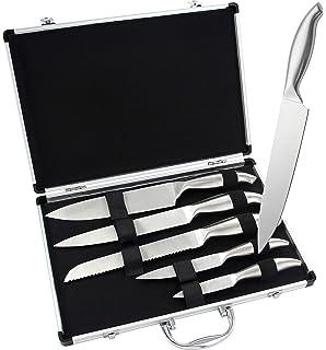 Compra Deglon 029000 - Maletín de 5 cuchillos (acero ...