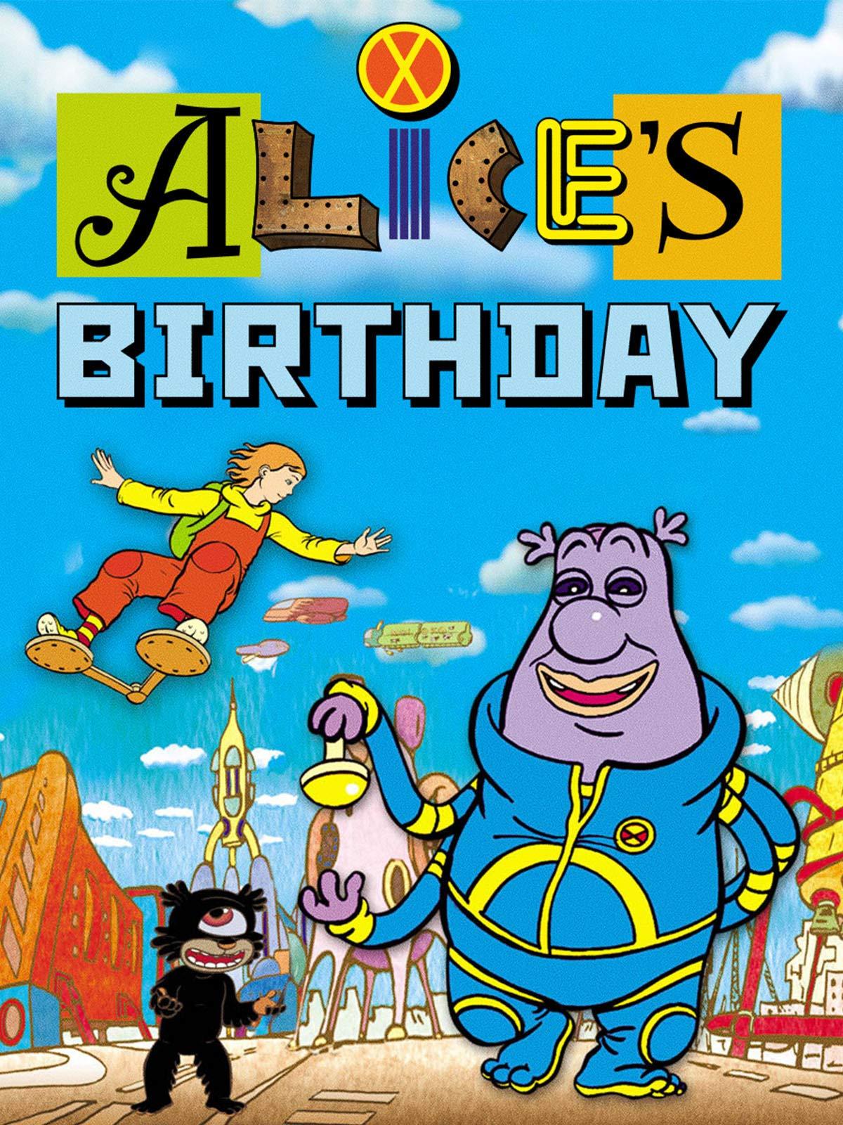 Alice's Birthday
