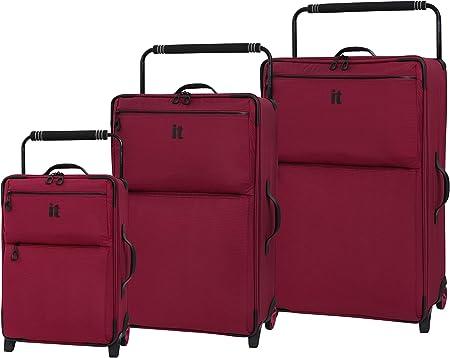 It Luggage Softside Upright Lightweight Luggage
