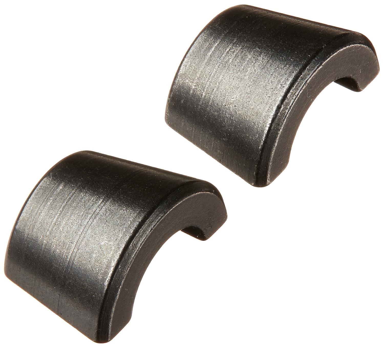Transparent Red Hose /& Stainless Black Banjos Pro Braking PBF2025-TRD-BLA Front Braided Brake Line