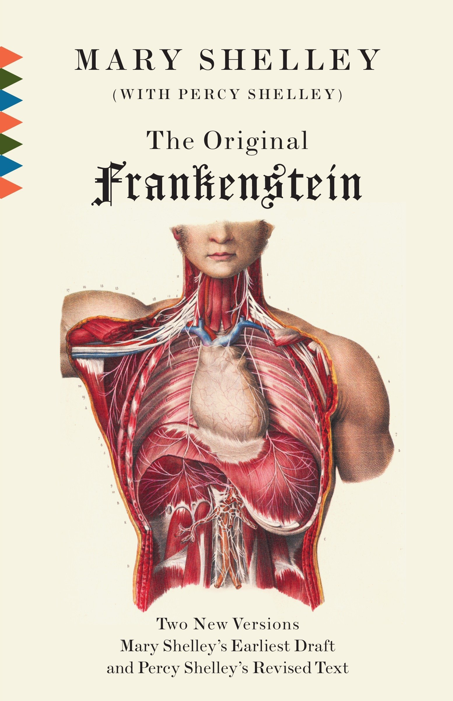 The Original Frankenstein (Vintage Classics): Mary Shelley, Charles E.  Robinson, Percy Bysshe Shelley: 9780307474421: Amazon.com: Books