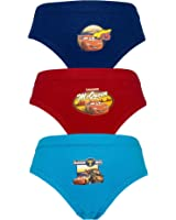 Disney Cars Boys 3 Pack Pants / Knickers