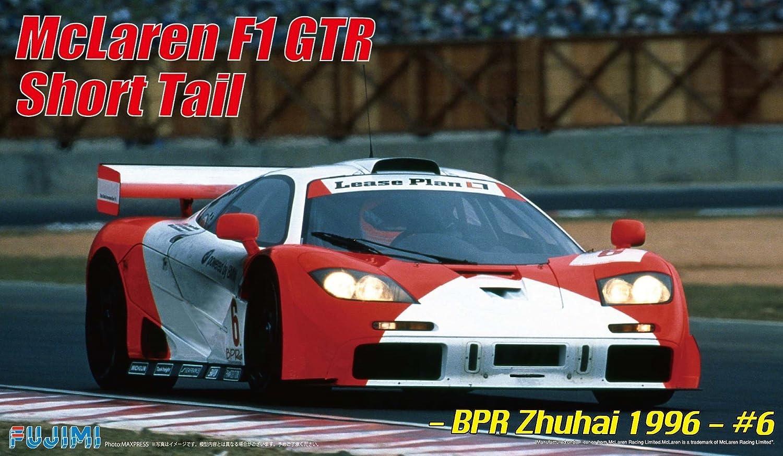 edición limitada en caliente 1/24 serie de de de autos deportivos realista No.7 McLaren F1 GTR cola corta 1996 BPR  6  Envíos y devoluciones gratis.