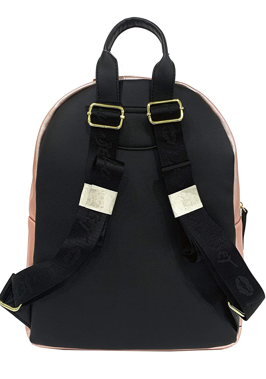 Betsey Johnson LBDEBBIE Love at First Sight Backpack in Rose Black