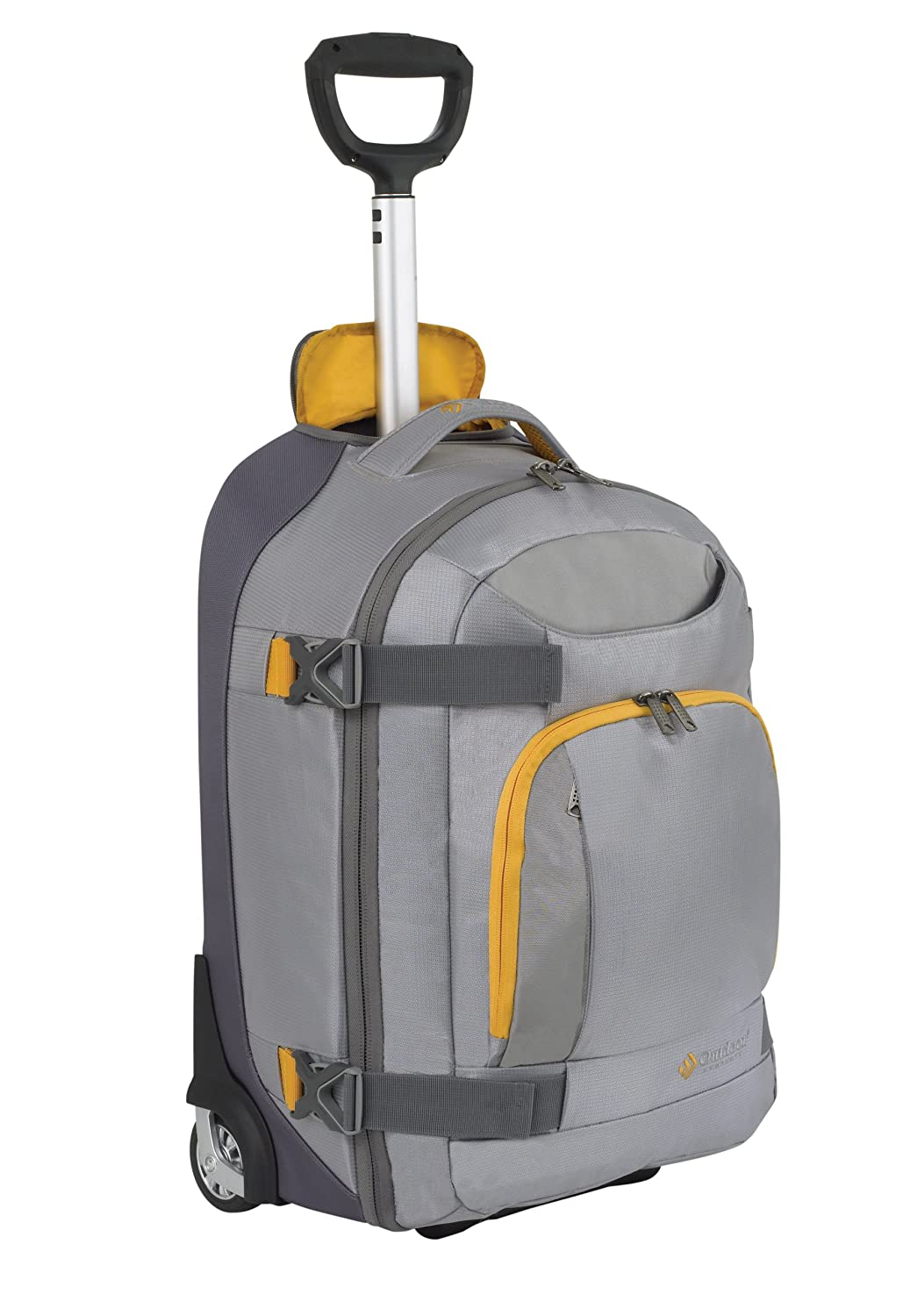 Outdoor Products Camino Carry-On Trolley, Neutral Grey