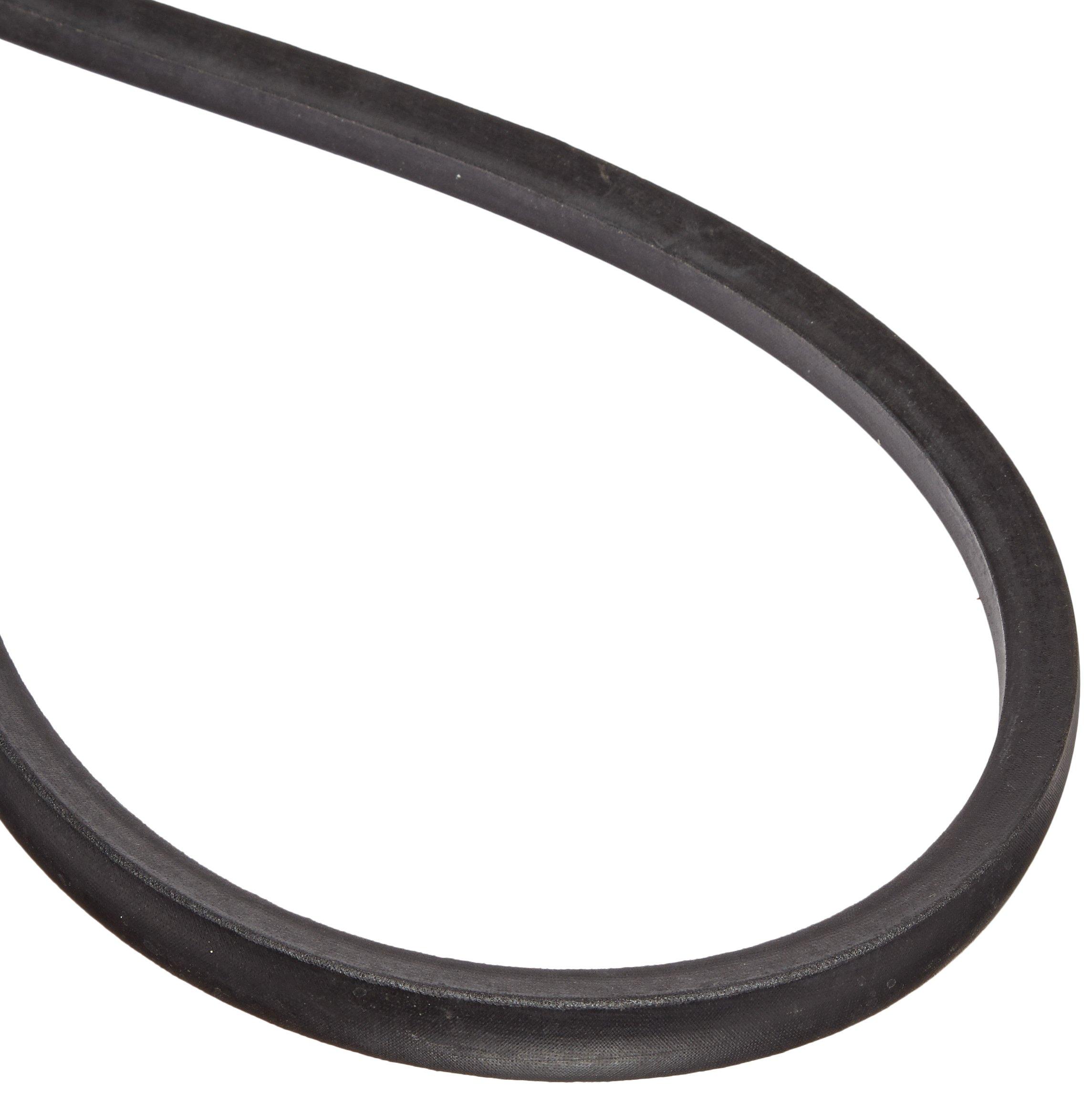 Gates C105 Hi-Power II Belt, C Section, C105 Size, 7/8'' Width, 17/32'' Height, 109.0'' Belt Outside Circumference