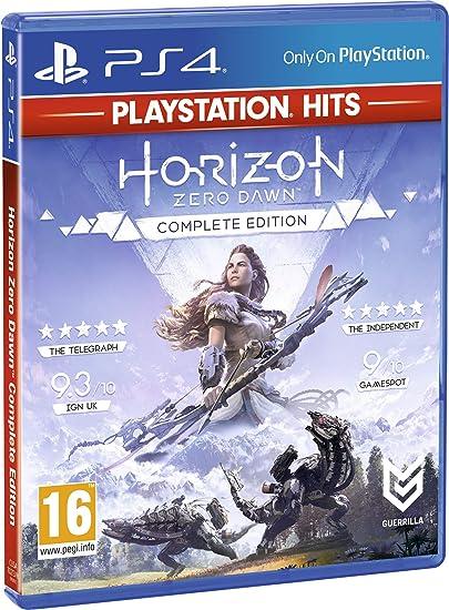 Horizon Zero Dawn Complete Edition PlayStation HITS - PlayStation ...