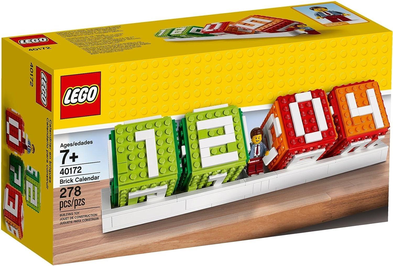LEGO Iconic Brick Calendar 278pieza(s) Juego de construcción ...