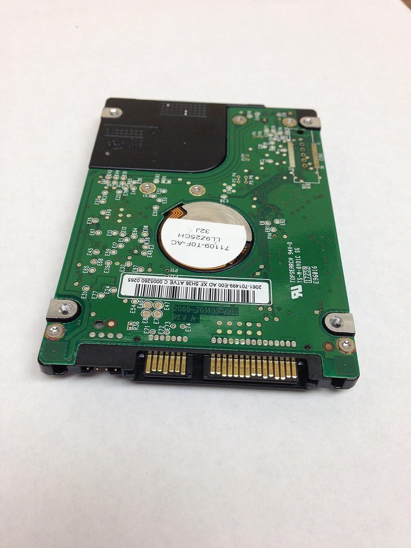 Generic 60 GB 60GB 2.5 Inch Sata Laptop Internal Hard Drive 5400 RPM for Laptop/Mac/PS3 (60 GB)