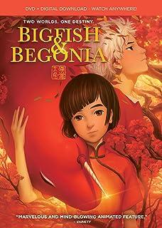 Book Cover: Big Fish & Begonia