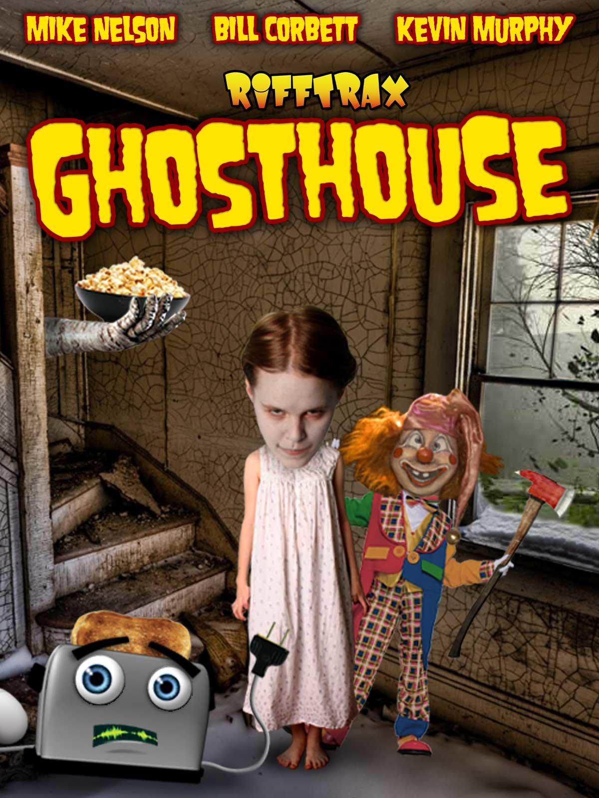 RiffTrax: Ghosthouse on Amazon Prime Video UK