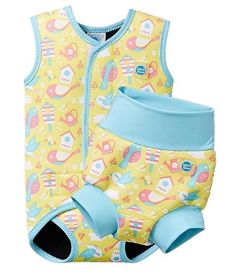 Splash About New Improved Happy Nappy And Matching Babywrap Amazon