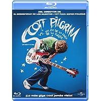 S.P. Vs Los Ex De La Chica De Sus Sueños(Scott Pilgrim Vs. The World)  (la portada puede variar) [Blu-ray]