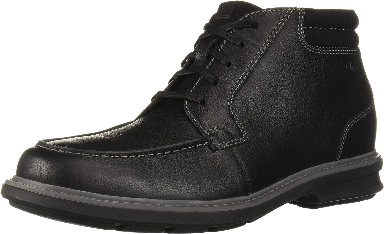 Clarks Men's Rendell Rise Ankle Boot
