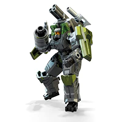 Mega Halo EXO Suits Legends: Toys & Games