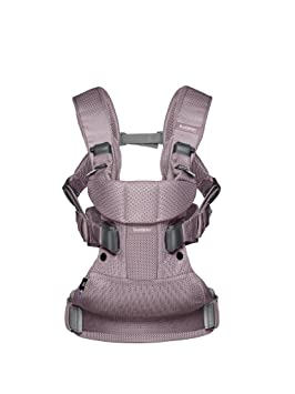 Babybjörn Baby Carrier One Air Lavender Violet Mesh Amazoncouk