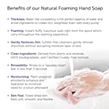 Puracy Natural Foaming Hand Soap, Cucumber