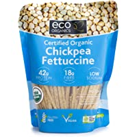ECO Organics Chick Pea Fettucine 200 g, 200 g, Chick Pea Fettucine