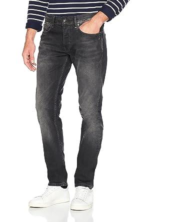 quality design e27b2 1ccf5 Pepe Jeans Men's Zinc Blk Skinny Jeans: Amazon.co.uk: Clothing