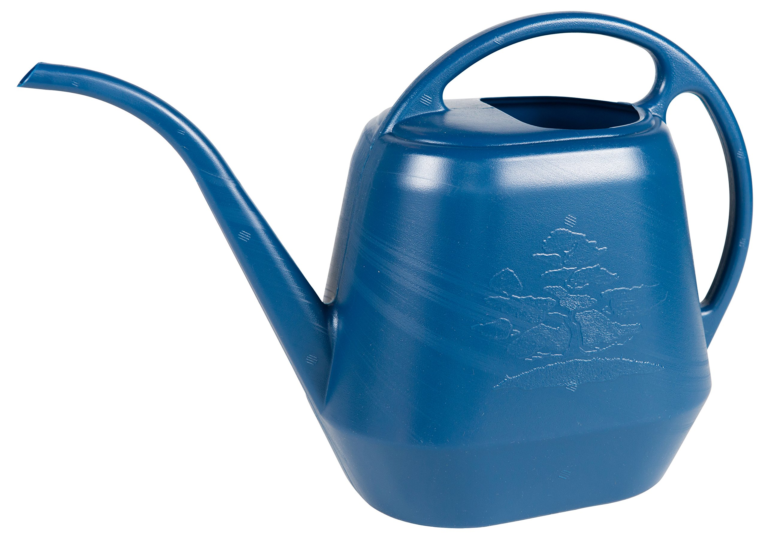 Bloem Aqua Rite Watering Can, 56 oz, Deep Sea (AW21-31) by Bloem (Image #1)