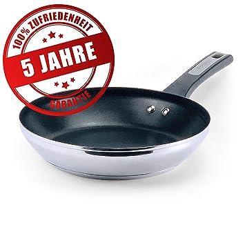 Prestige Pfanne Induktion 24 Cm Bratpfanne Mit 5 Jahren Garantie