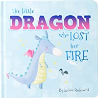 The Little Dragon Who Lost Her Fire (Volume 2)