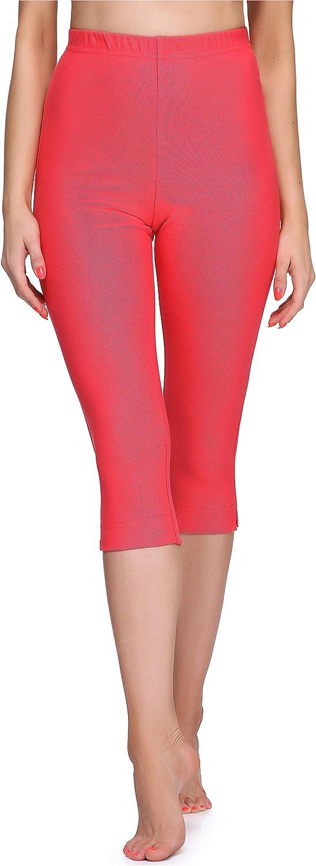 Merry Style Leggings 3//4 Pantaloni Capri MS10-289