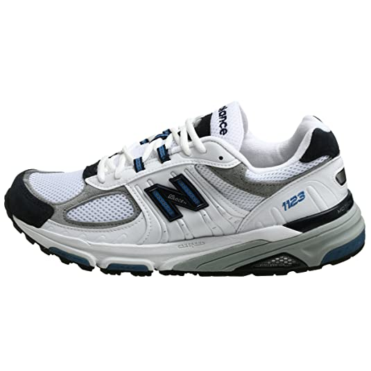 b33655a7095d4 New Balance MR1123 Mens White Running Shoes Size 9.5 UK UK 9.5:  Amazon.co.uk: Shoes & Bags