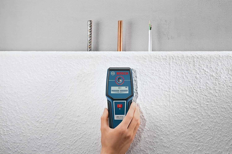 Bosch GMS 100 Professional - Detector de entramados: Amazon.es: Bricolaje y herramientas