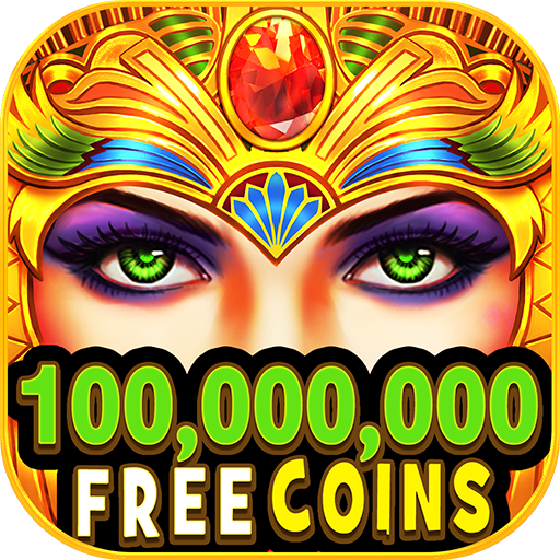Slots! Cleo Wilds Slot Games - Classic Las Vegas Video Slot Machines with 777 Progressive Jackpot & 150+ Lucky Free Spins -