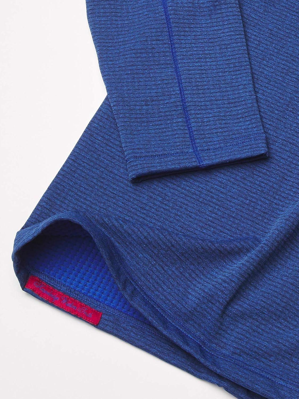 Robert Graham Herren Gareth L/S Knit Hemd Kobalt