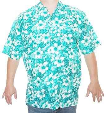7e2d1c259 Mens Hawaiian Shirt Pastel S/M/L: Amazon.co.uk: Clothing