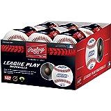 Rawlings USSSA League Play Baseballs, (Box of 24), R14UUSSSASW2-24