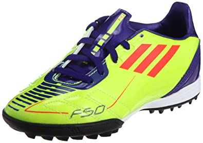 Adidas Junior F10 TRX Astro Turf Football Boots J10
