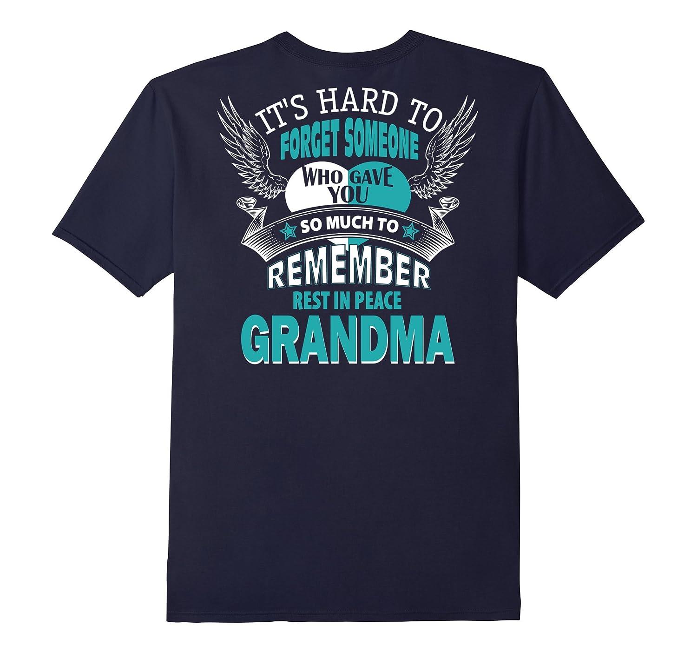 It's Hard To Forget Someone Rip Grandma