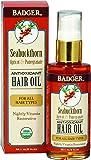 Badger Hair Oil - Seabuckthorn, Apricot & Pomegranate For All Hair Types 59.1ml