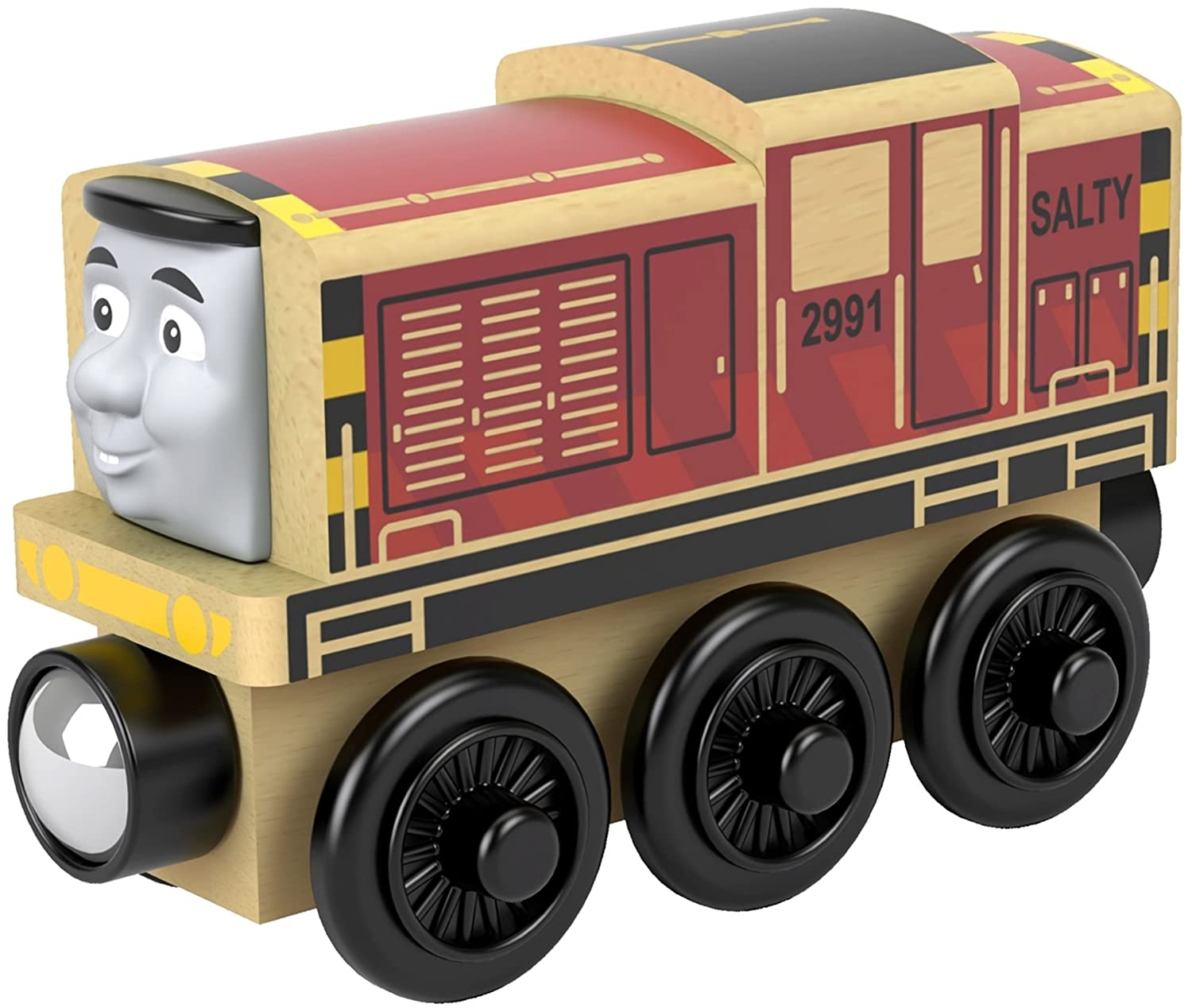 Fisher-Price Thomas & Friends Wood - Salty Mattel FHM26