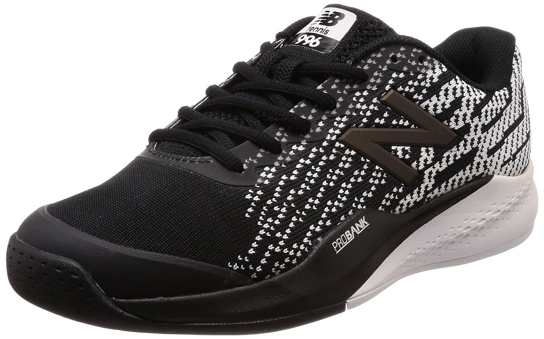 [ニューバランス] テニスシューズ cm MCO996 (現行モデル) 25.5 (現行モデル) cm 4E K3(ブラック/ホワイト) 4E B0787K1MWR, きものワールド:069e3dbe --- cgt-tbc.fr