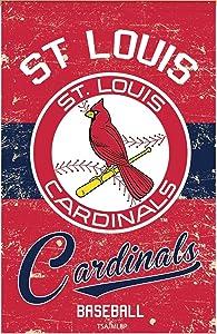 St Louis Cardinals EG Vintage Garden Flag Premium 2-Sided Retro Banner Baseball