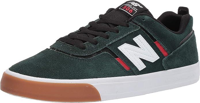 New Balance Numeric 306 Herren Sneakers Skateboardschuhe Grün/Weiß
