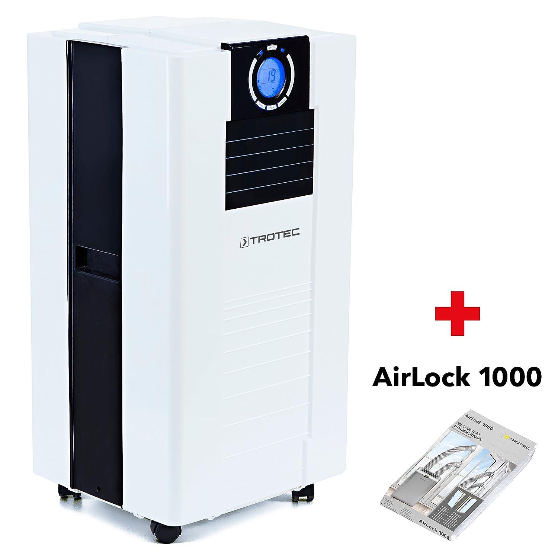 TROTEC Lokales mobiles Klimagerät Klimaanlage PAC 4700 X mit 4,7 kW ...