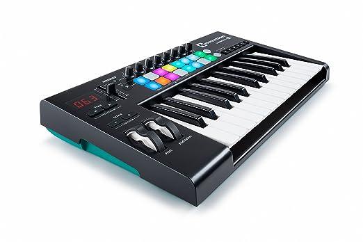 3 opinioni per Novation LaunchKey Controller Tastiera USB per Ableton Live 25 Key