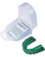 Hammer 88001 - Protector dental para boxeo, color verde