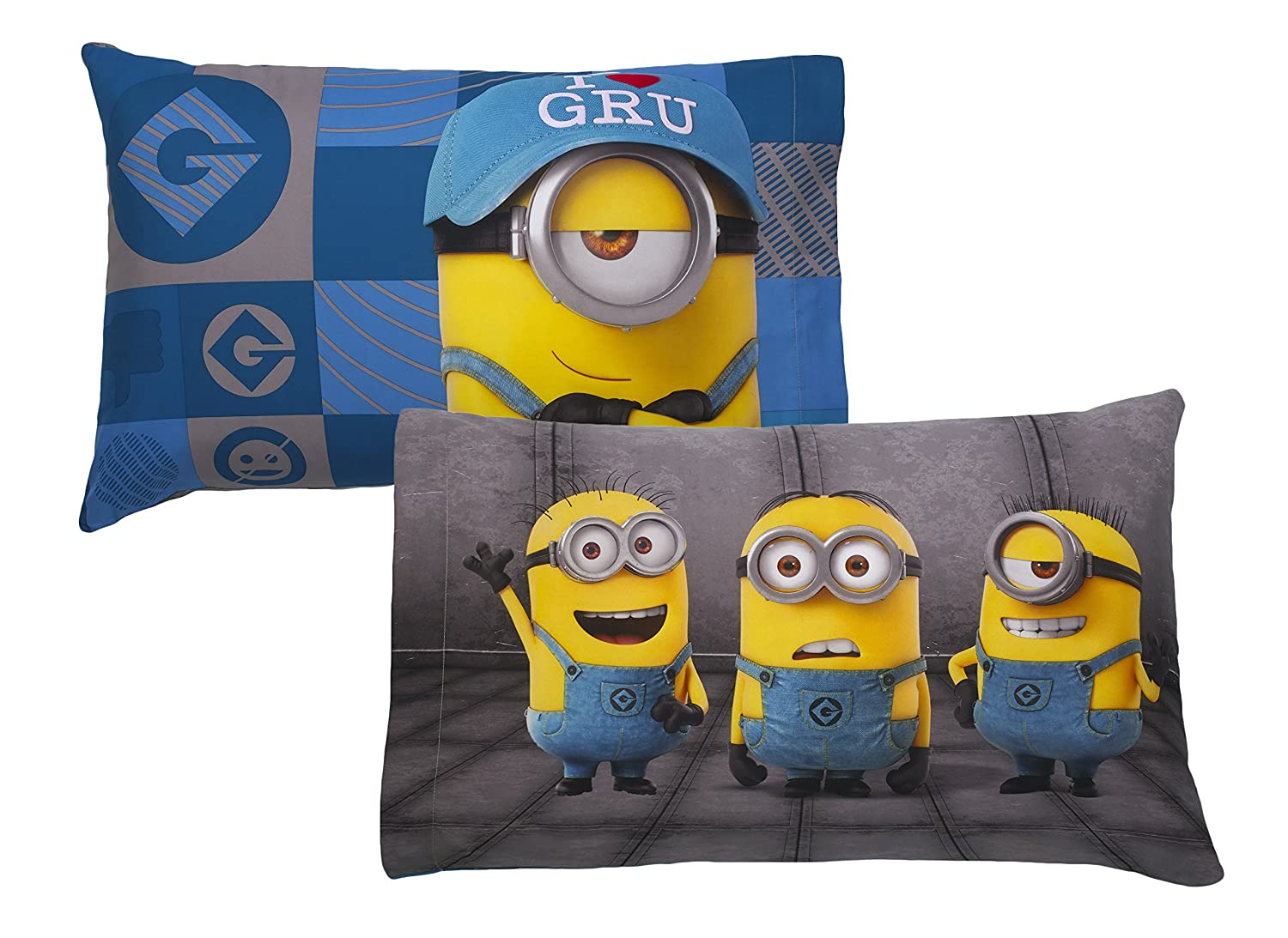 "/""Minions/"" dollhouse mini pillow"