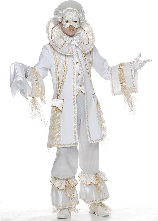 César - Disfraz de veneciano para hombre (adulto), talla 48/50 cm ...