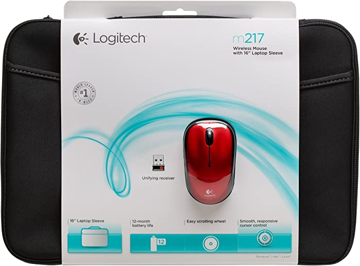 Top 9 Logitech 16 Laptop Sleeve With Mouse