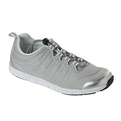 Scholl Damen Sneaker Silber, Silber - Größe: EU 38