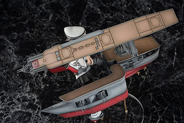 青島文化教材社 ファニーナイツ 艦隊これくしょん -艦これ- グラーフ・ツェッペリン 1/7スケール PVC製 塗装済み 完成品フィギュア