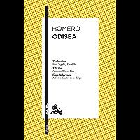Odisea: Traducción de Luis Segalà y Estalella. Edición de Antonio López Eire. Guía de lectura de Alfonso Cuatrecasas Targa (Poesía nº 1)