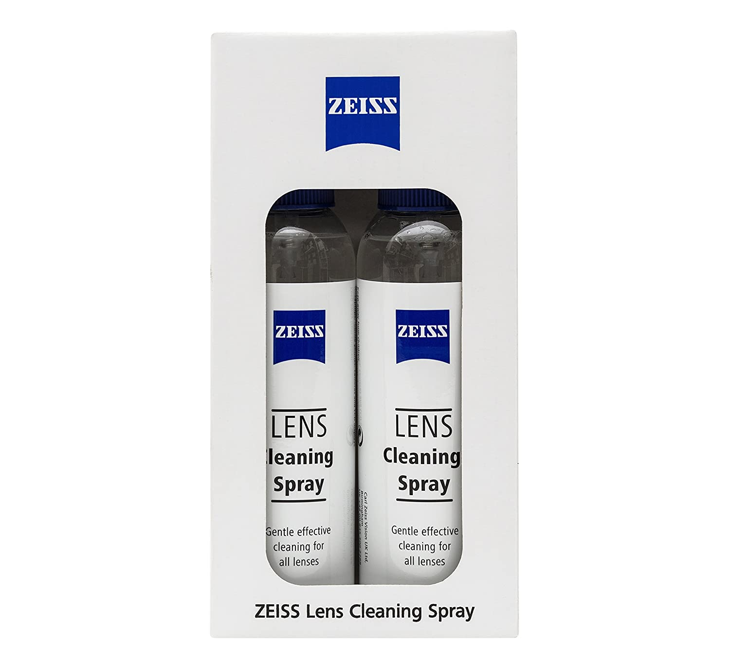 ZEISS Lens Cleaning Spray (2x120ml)